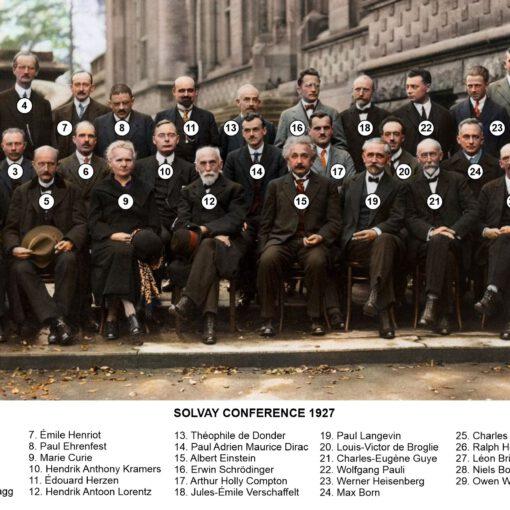 Conferencia de Solvay 1927